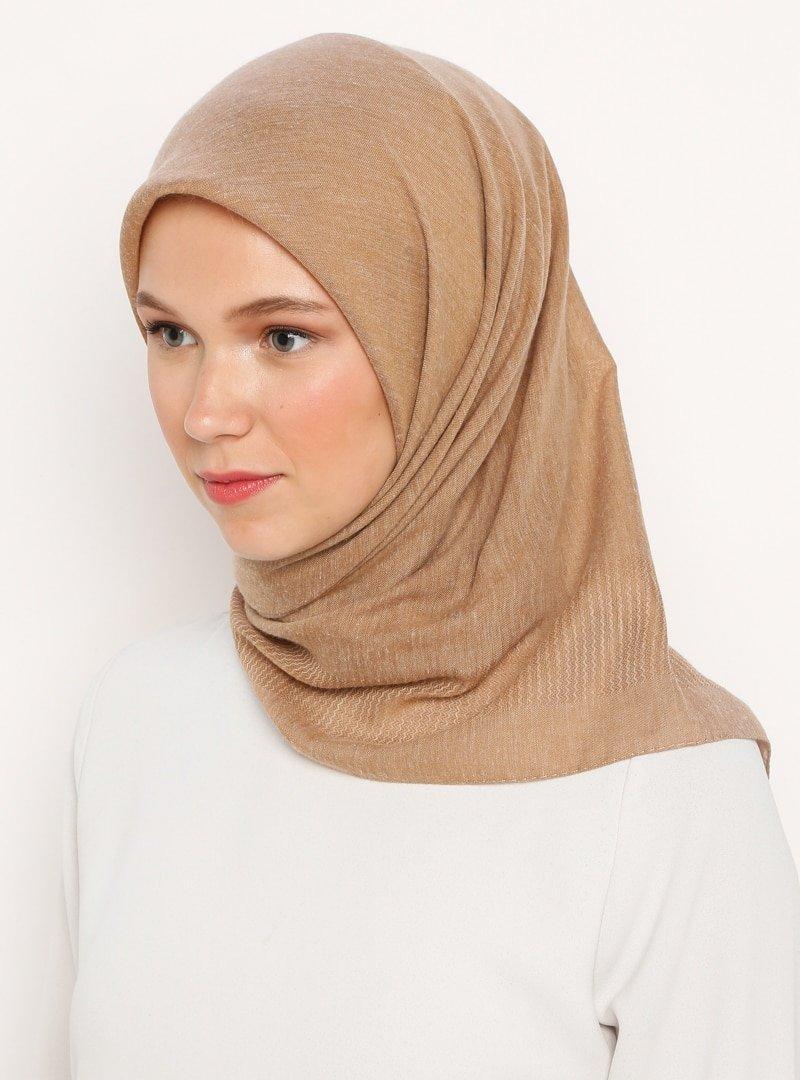 Bonjela Camel Belis Eşarp