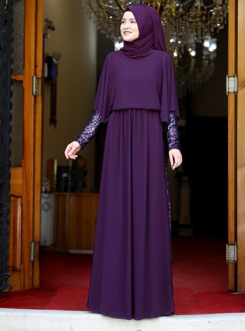 Rana Zenn Mürdüm Güneş Abiye Elbise