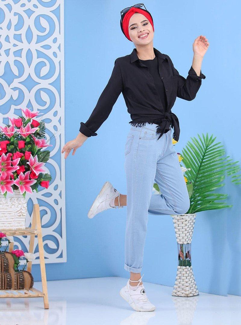 Tofisa Mavi Pantolon