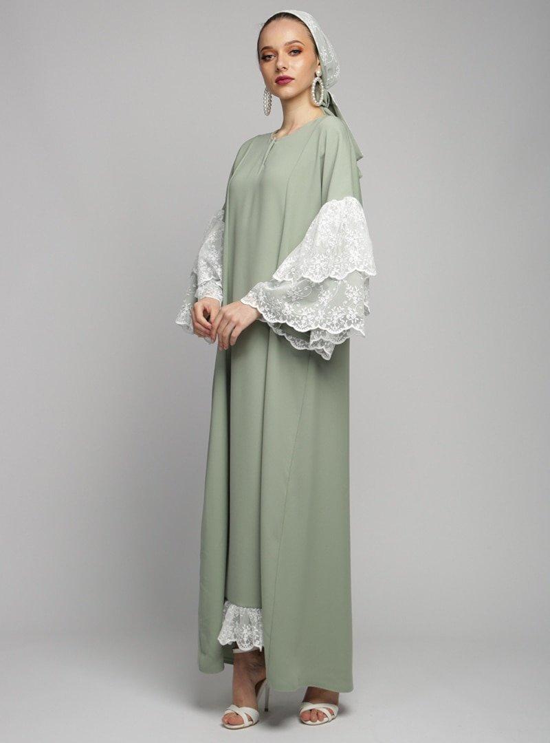 Al Tatari Yeşil Huda Ferace