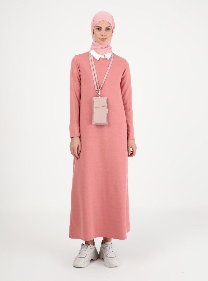 Muni Muni Pudra Sade Elbise