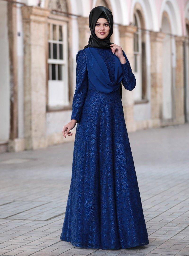 Sure Saks Esila Abiye Elbise